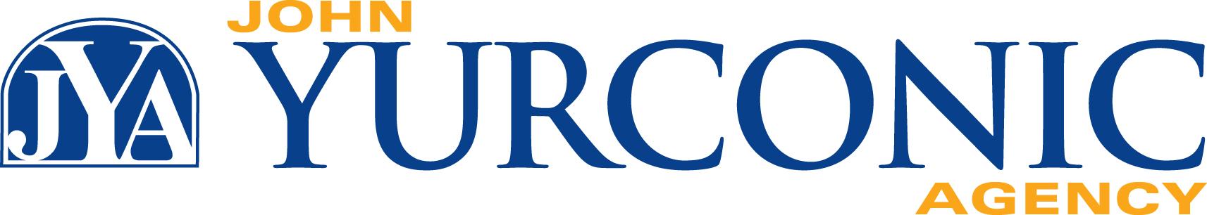 John Yurconic Insurance Agency Logo